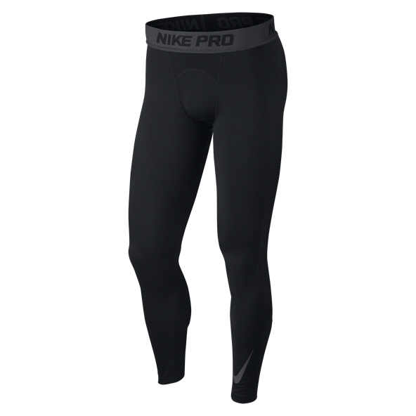 Nike Pro Therma Men's Tights Black