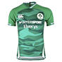 Canterbury IRFU 2019 Rugby 7s Home Test Jersey, Green