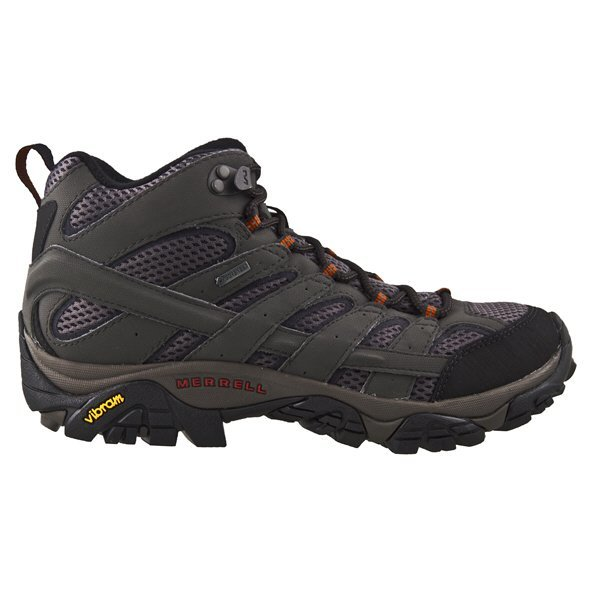 Merrell MOAB 2 Mid GTX Men's Hiking Boots Black