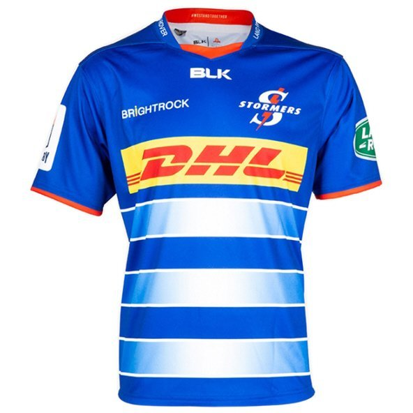BLK Stormers Home Jersey 2019 Blue