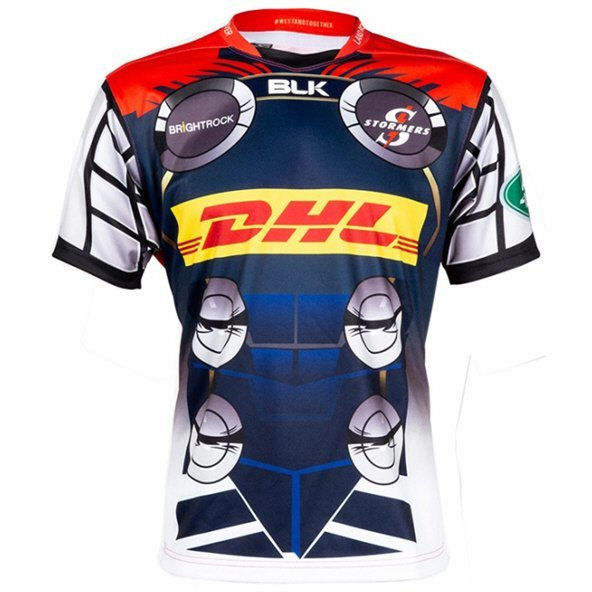 BLK Stormers Thor Jersey 2019 Red