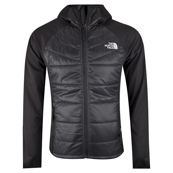 The NorthFace Arashi III Men Flc Blk/Gry