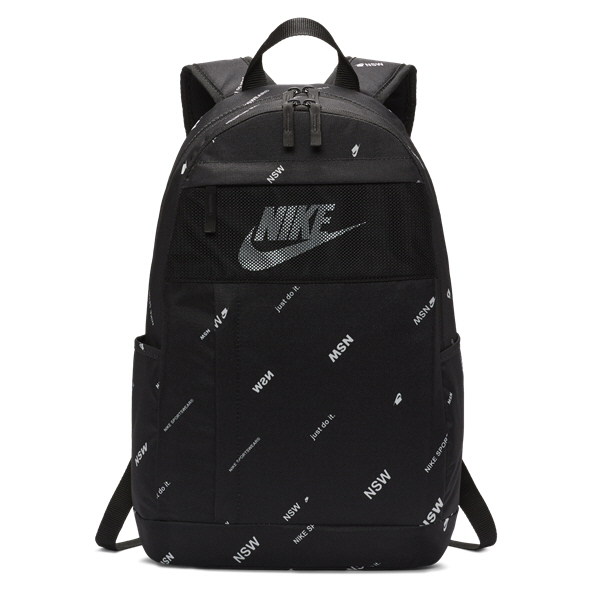 Nike Elemental 2.0 AOP Backpack Black