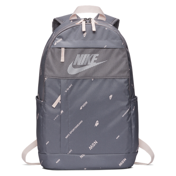 Nike Element 2.0 AOP Backpack Grey/Pink