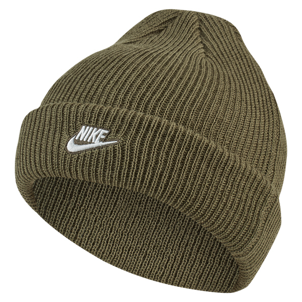 Nike NSW Cuffed 3 in 1 Beanie Olive