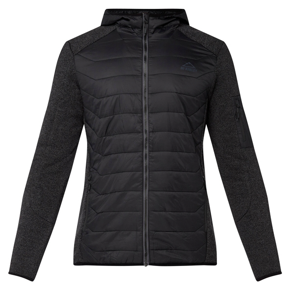 McKinley Calbuco UX Hybri Men's Jacket Black