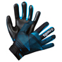 O'Neills Phoenix GAA Kids' Glove, Black/Royal