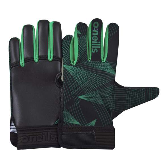 O'Neills Phoenix Kids Glove Black/Emerald