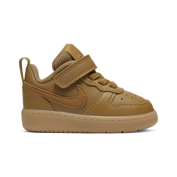 Nike Court Borough Low 2 Infant Boys' Trainer Wheat