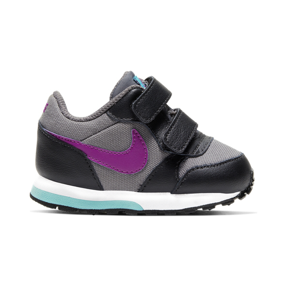 Nike MD Runner 2 Infant Girls' Trainer, Grey