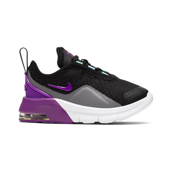 Nike Air Max Motion 2 Infant Girls' Trainer, Black