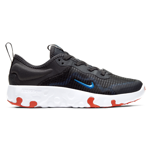 Nike Renew Lucent Junior Boys' Trainer, Black