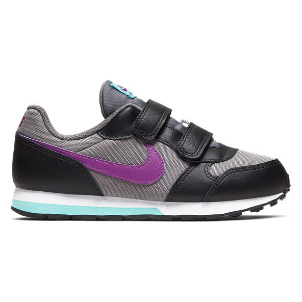 Nike MD Runner 2 Junior Girls' Trainer, Grey