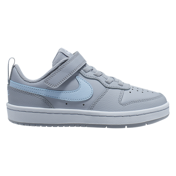 Nike Court Borough Low 2 Girls' Trainer, Grey