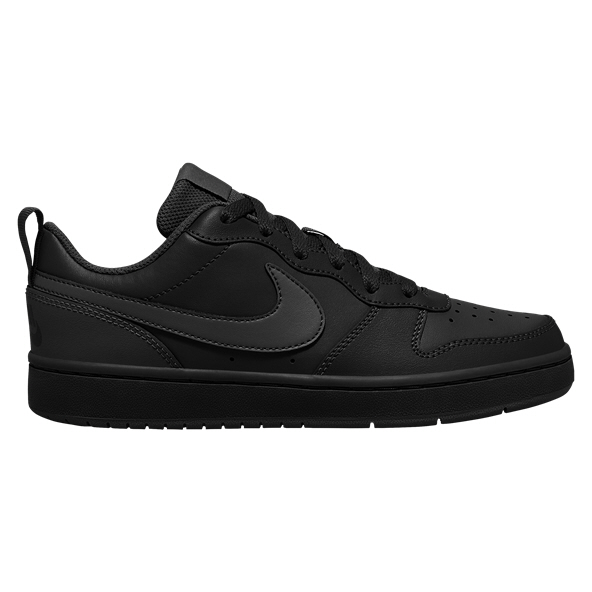 Nike Court Borough Low 2 Kids' Trainer, Black