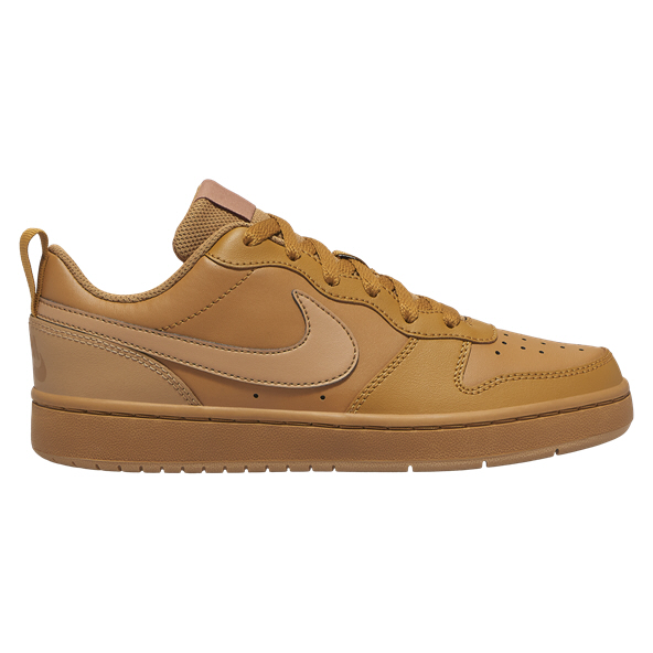 Nike Court Borough Low 2 Boys' Trainer, Wheat