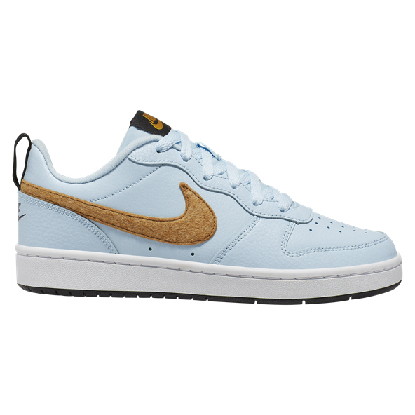 Nike Court Borough Low 2 FLT Girls' Trainer, Blue