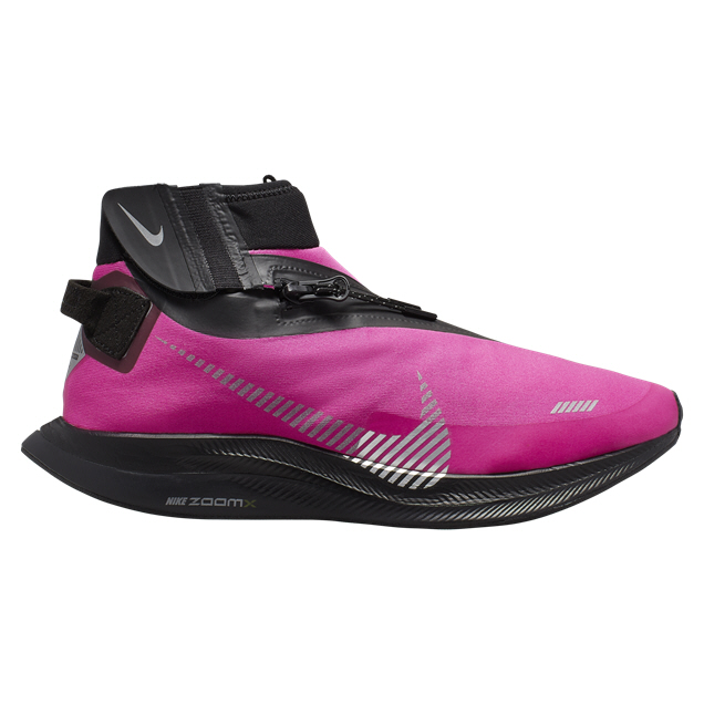 Nike Zoom Pegasus Turbo Shield Women's Running Shoe, Pink