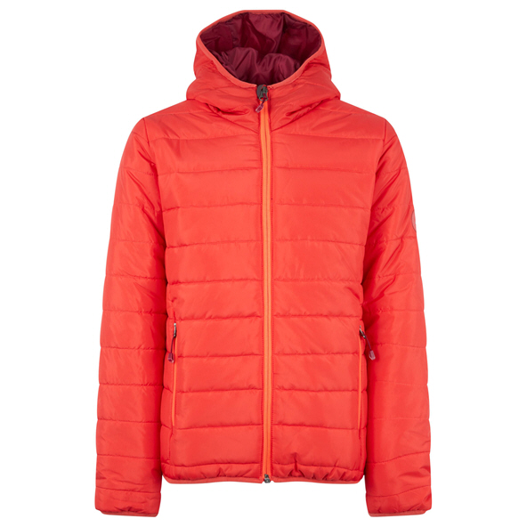 McKinley Ricon Girls Jacket Red