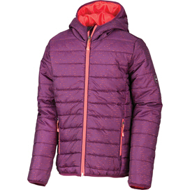 McKinley Ricon Girls' Jacket, Violet