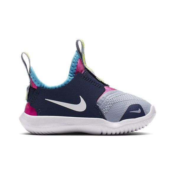 Nike Flex Junior Girls' Trainer, Navy