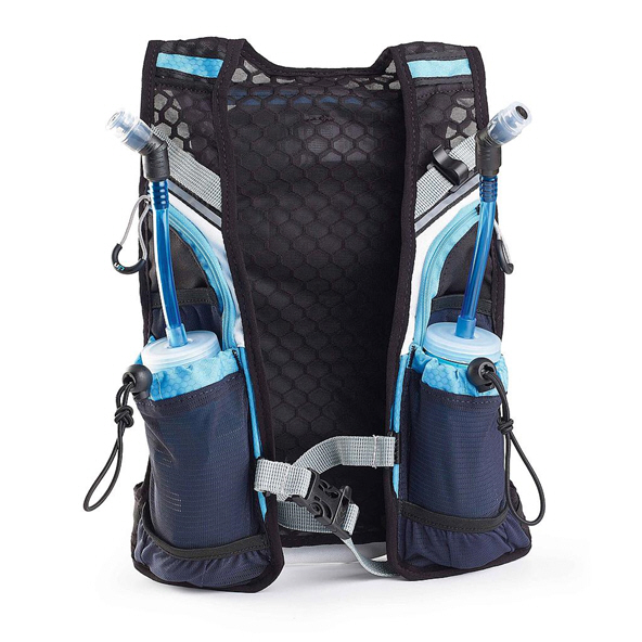 UP Fleet 6 Race Vest Hydration Pack Black