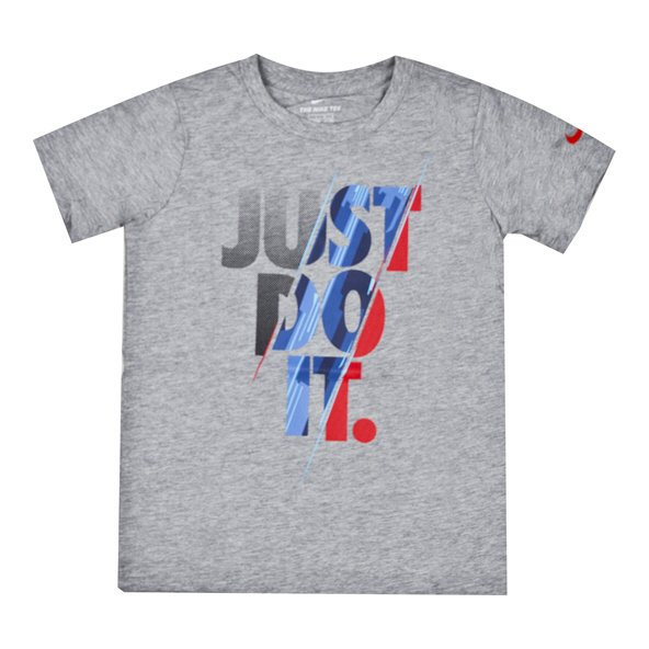 Nike JDI Slash Junior Boys T-shirt Grey