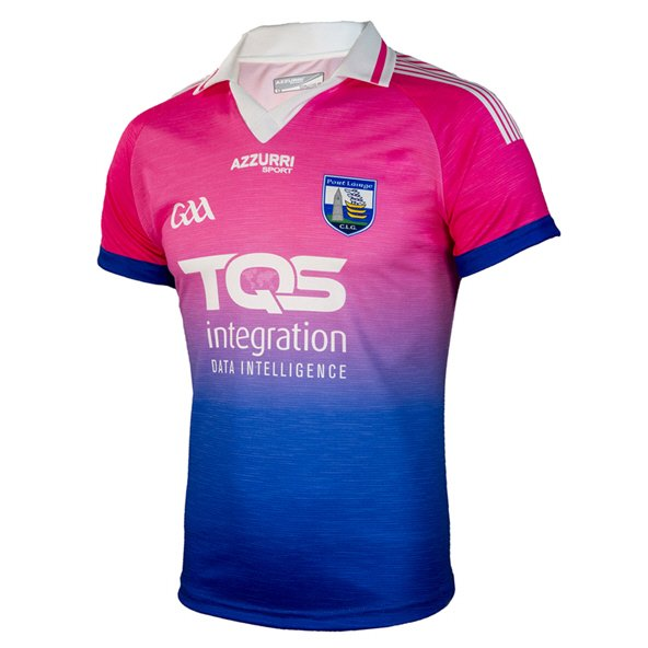 Azzurri Waterford 2019 Girls' Jersey, Pink
