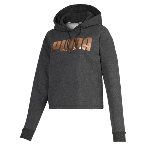 Puma Holiday Pack FL Women's Hoody, Dark Grey