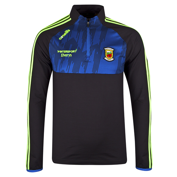 O'Neills Mayo Mason 19 Brushed HZ Black