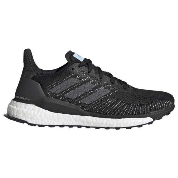 adidas Solar Boost 19 Women's Running Shoe, Black