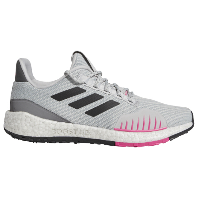 adidas PulseBOOST HD PRCT Women's Running Shoe, Grey