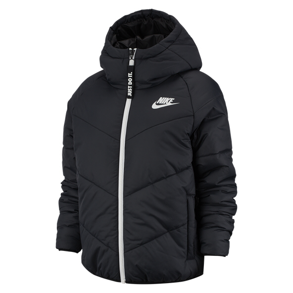 Nike Windrunner Women's Jacket, Black