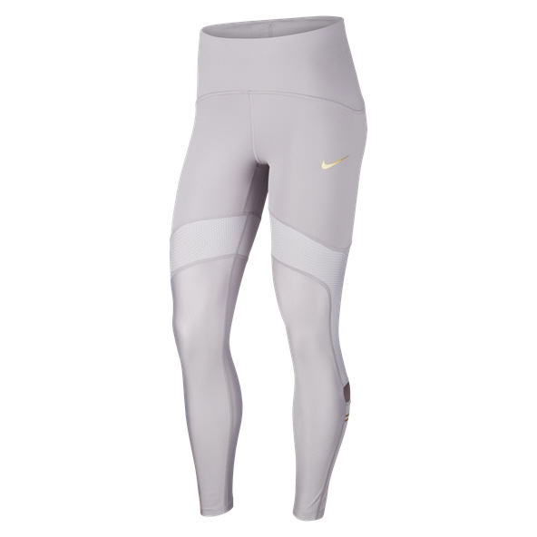 Nike Speed 7/8 Glam Women's Tight Grey