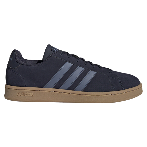 adidas Grand Court Men's Trainer, Black