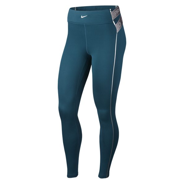 Nike Hyperwarm Women's Tight Turquoise