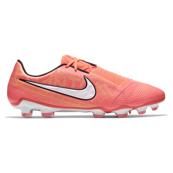 Nike Phantom Venom Elite FG Football Boot, Bright Mango