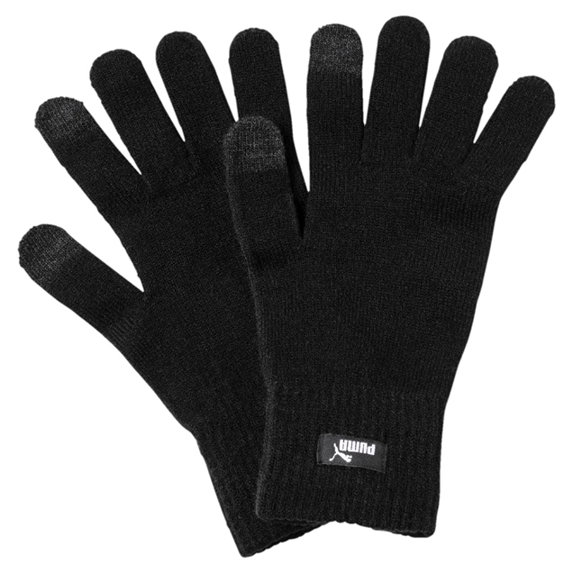 Puma Knit Glove, Black