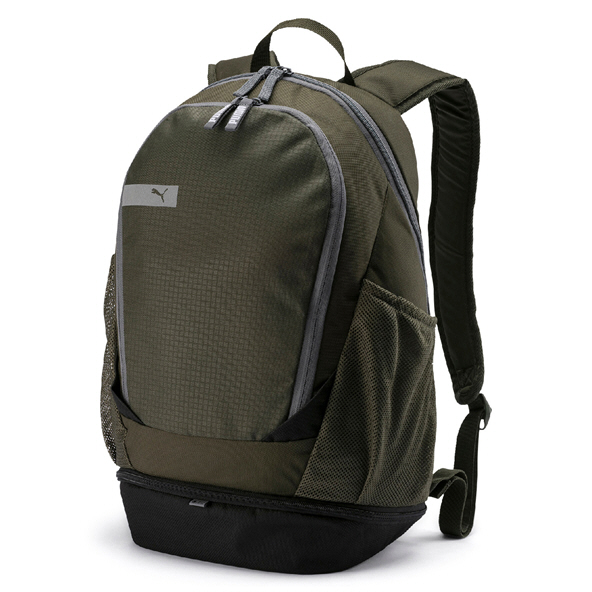 Puma Vibe Backpack, Forest Night
