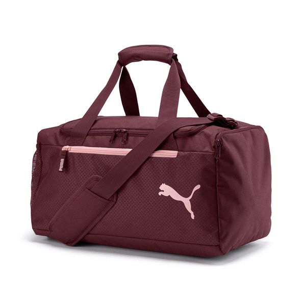 Puma Fundamentals Sports Bag - Small, Maroon