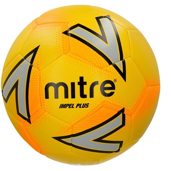 Mitre Impel Pluse Football size 5 Yellow
