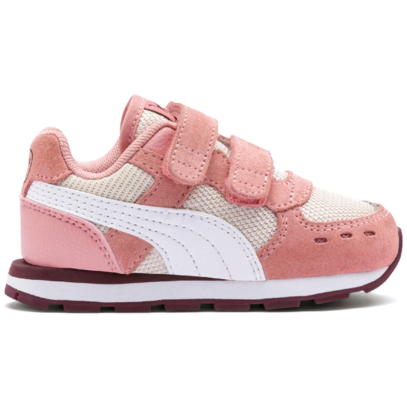 Puma Vista V Infant Girls' Trainer, Pink