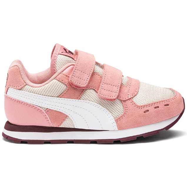 Puma Vista V Junior Girls' Trainer, Pink