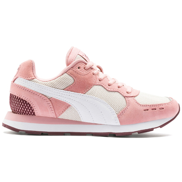 Puma Vista Girls' Trainer, Pink