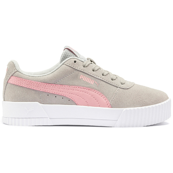 Puma Carina Girls Fw Grey/Pink