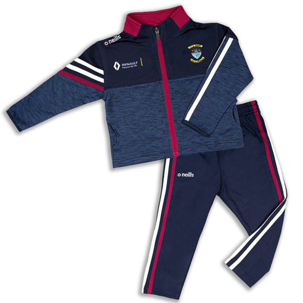 O'Neills Westmth Nevis Kid Tracksuit Mar