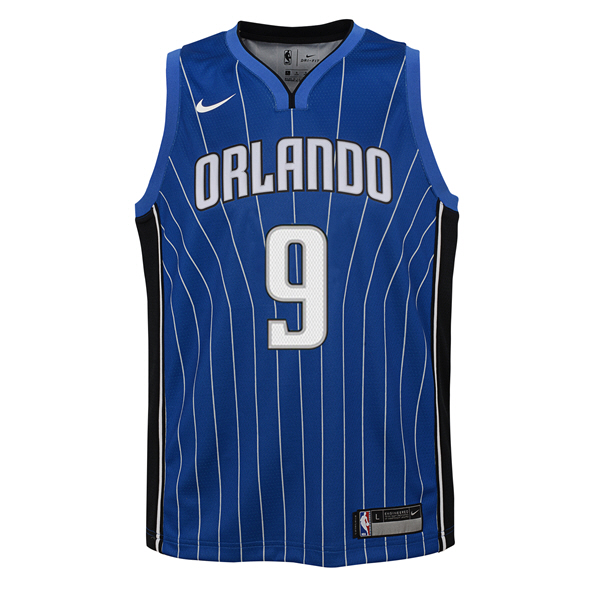 Nike Magic Vucevic Kids Jersey Blue