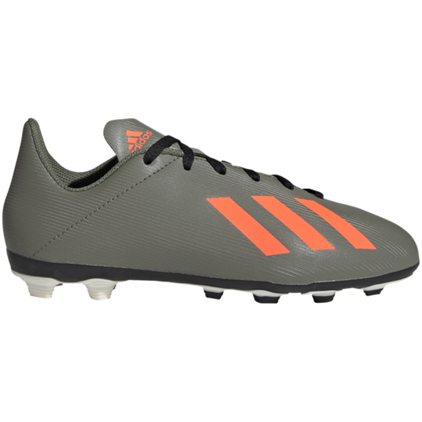 adidas X 19.4 FxG Junior Football Boot, Green