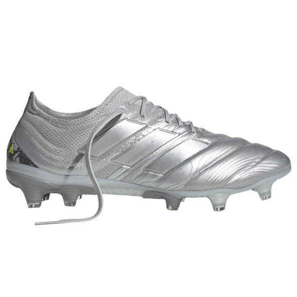 adidas Copa 20.1 FG Football Boot, Silver