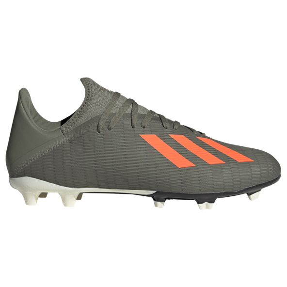 adidas X 19.3 FG Football Boot, Green